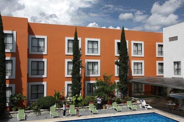 Hotel Oaxaca Dorado - фото 22