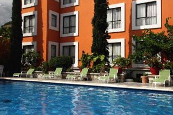 Hotel Oaxaca Dorado - фото 23