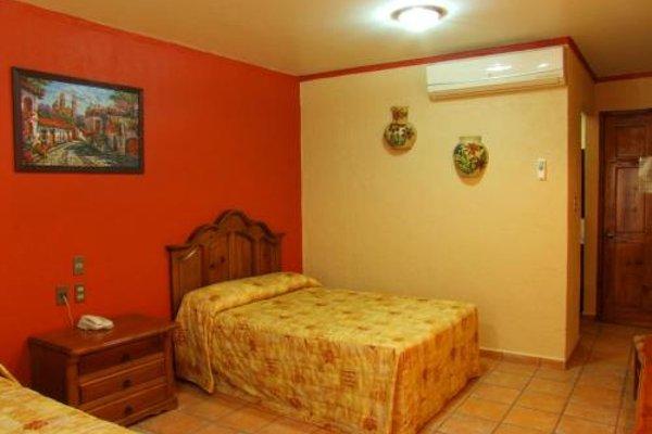 Hotel Oaxaca Dorado - фото 4