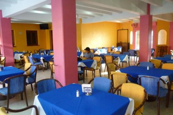 Hotel Oaxaca Dorado - фото 9