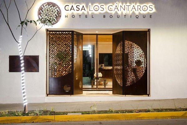 Casa los Cantaros Hotel Boutique - фото 15