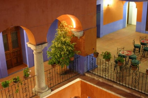 Casa de Siete Balcones Hotel Boutique - фото 16