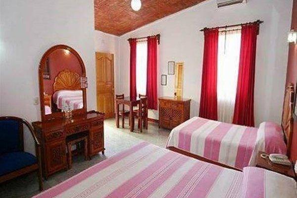 Hotel Anua Oaxaca - фото 50