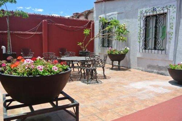 Hotel Anua Oaxaca - фото 19