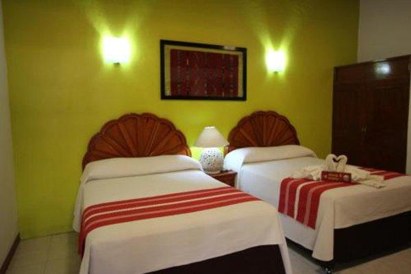 Hotel Anua Oaxaca - фото 3
