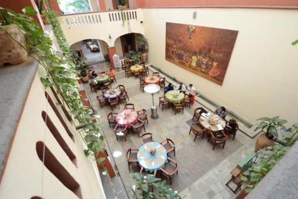 Hotel Casa Antigua - фото 22