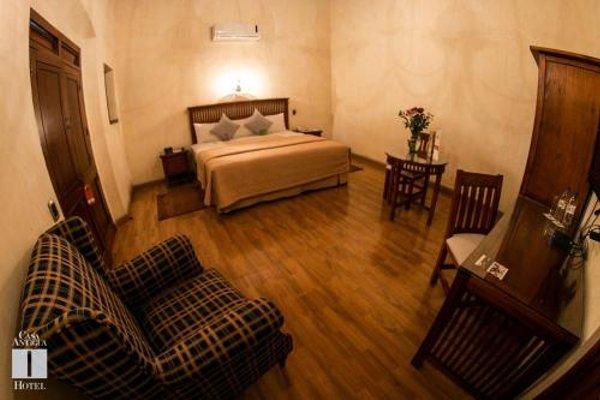 Hotel Casa Antigua - фото 6