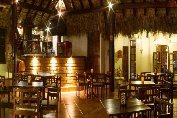 Hotel La Casa de Adobe - фото 10