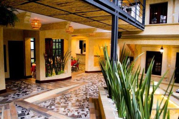 Hotel La Casa de Adobe - фото 12