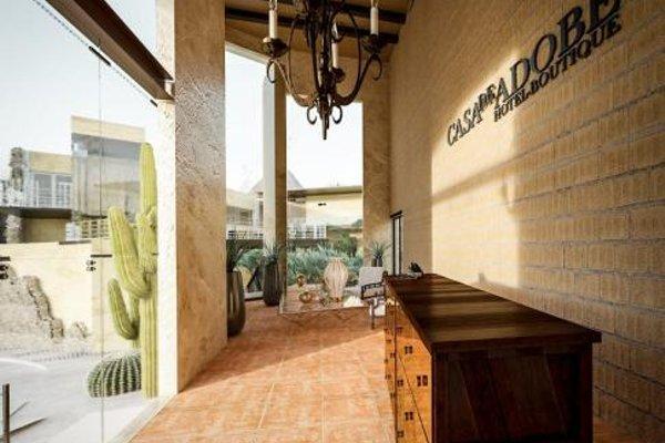 Hotel La Casa de Adobe - фото 14