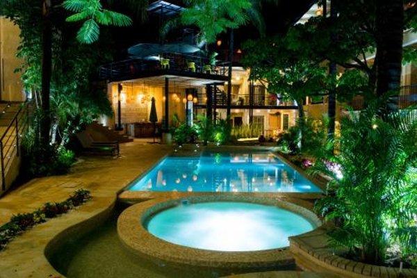 Hotel La Casa de Adobe - фото 15