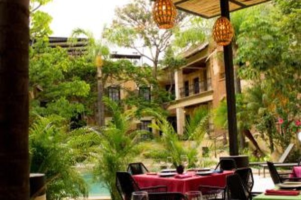 Hotel La Casa de Adobe - фото 17
