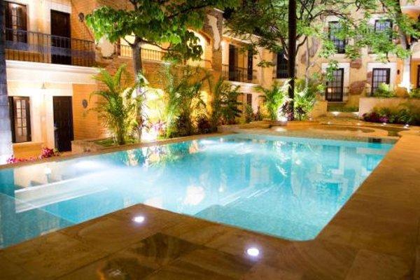 Hotel La Casa de Adobe - фото 20