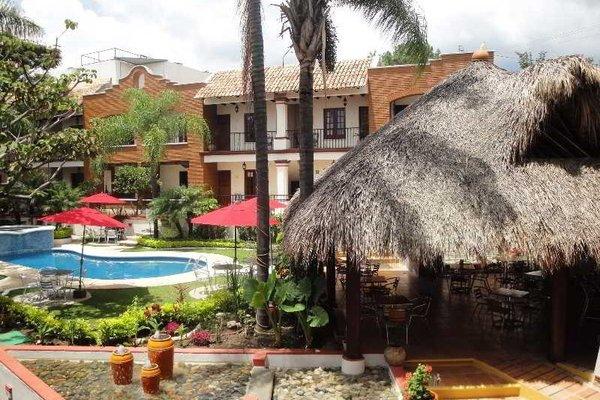 Hotel La Casa de Adobe - фото 21
