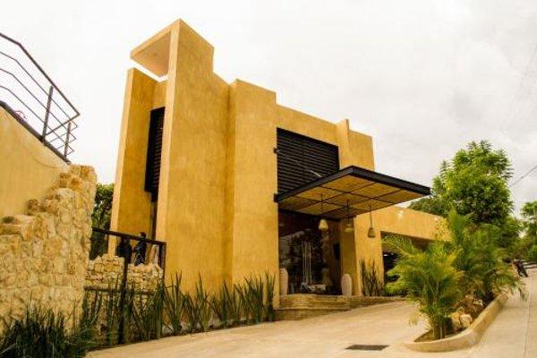 Hotel La Casa de Adobe - фото 23