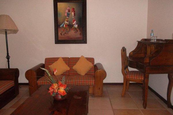 Hotel La Casa de Adobe - фото 7