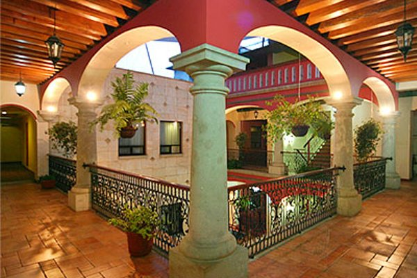 Hotel Cantera Real - фото 4