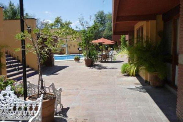 Hacienda La Noria - фото 12