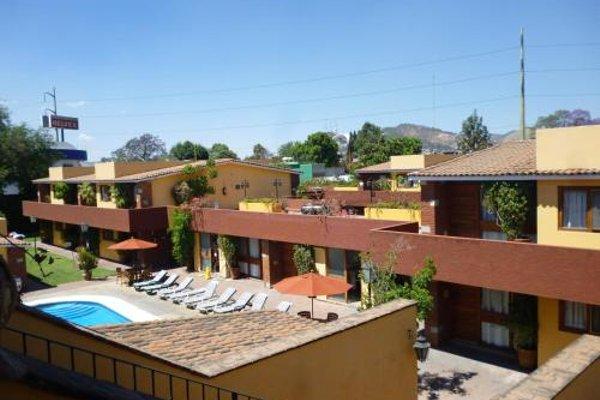 Hacienda La Noria - фото 22