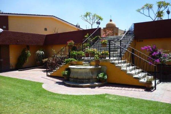 Hacienda La Noria - фото 7