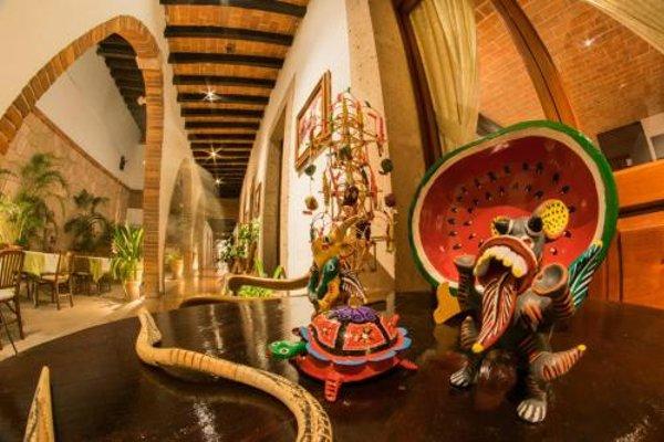 Hotel Meson de los Remedios - фото 13