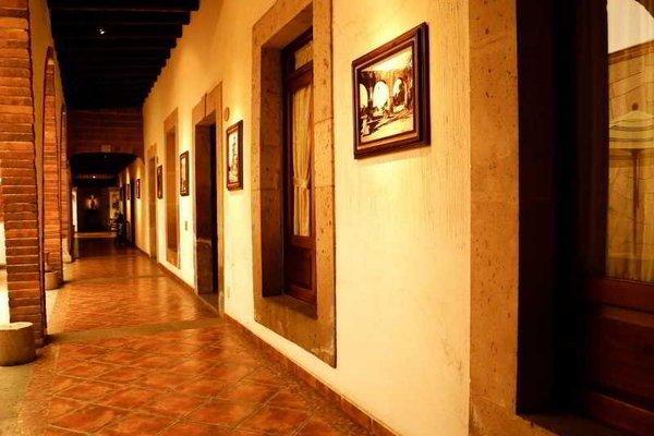 Hotel Meson de los Remedios - фото 17
