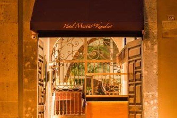 Hotel Meson de los Remedios - фото 18