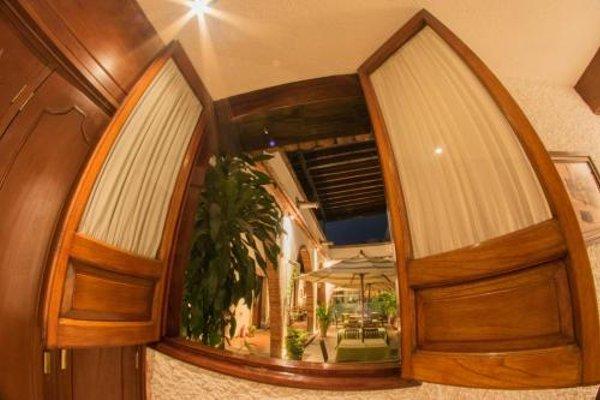 Hotel Meson de los Remedios - фото 21