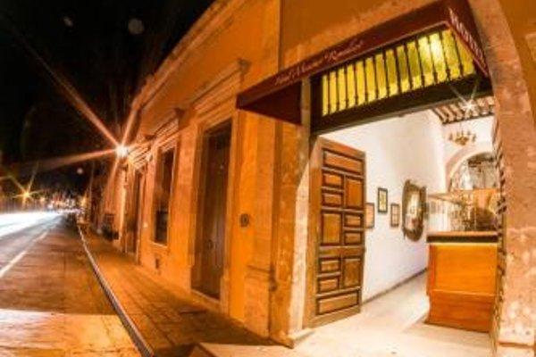 Hotel Meson de los Remedios - фото 23