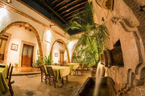 Hotel Meson de los Remedios - фото 7