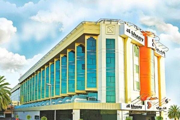 Al Khoory Executive Hotel, Al Wasl - фото 22