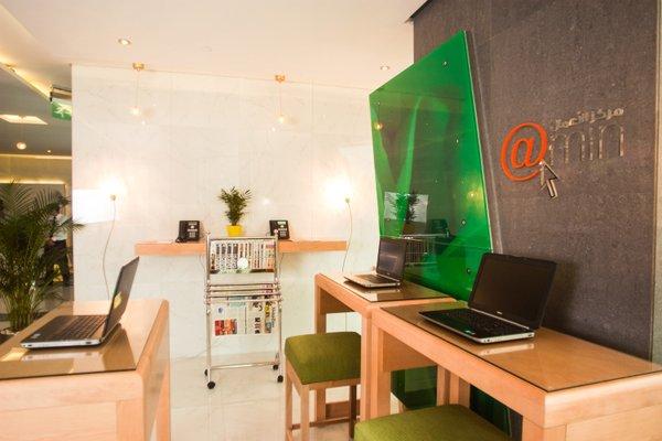 Al Khoory Executive Hotel, Al Wasl - фото 5