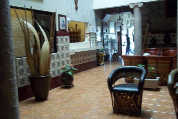 Hotel el Carmen - фото 15