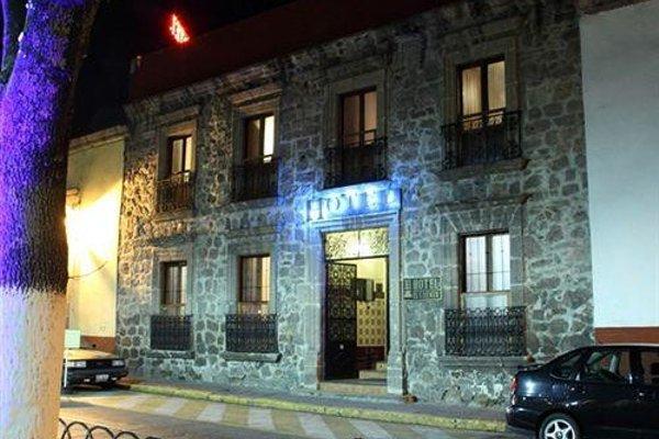Hotel el Carmen - фото 22