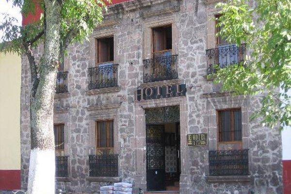Hotel el Carmen - фото 23