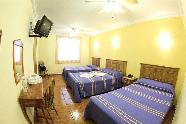 Hotel el Carmen - фото 4