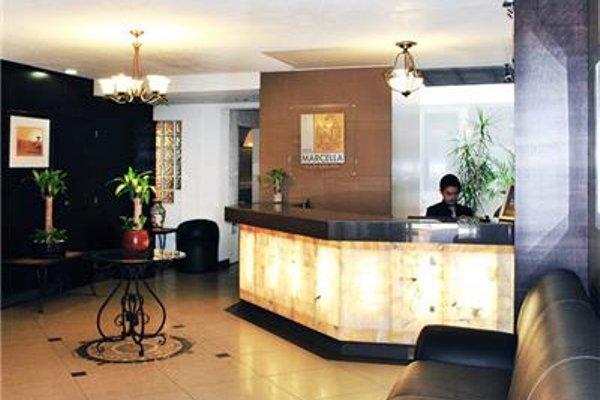 Hotel Marcella Clase Ejecutiva - фото 17