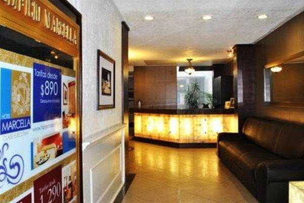 Hotel Marcella Clase Ejecutiva - фото 18
