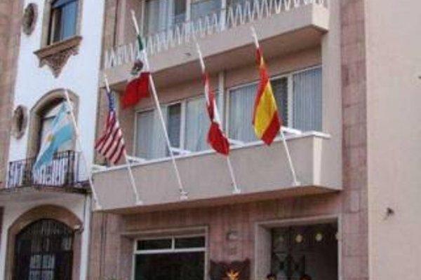 Hotel Marcella Clase Ejecutiva - фото 23