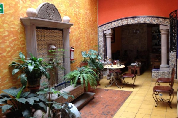 Hostal Casa Castillo - фото 21