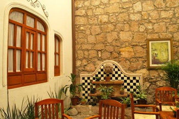 Hotel Refugio Agustino - фото 15