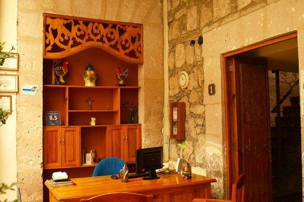 Hotel Refugio Agustino - фото 16