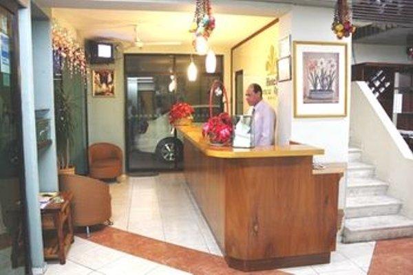 Hotel Florencia Regency - фото 13