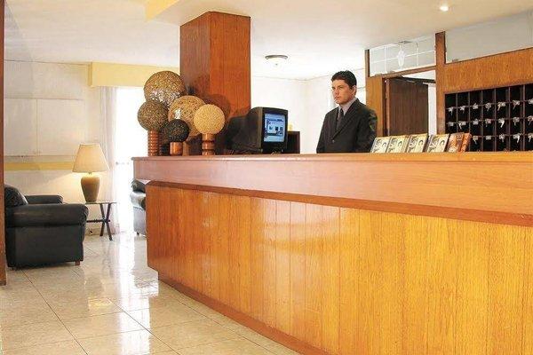 Hotel Concordia Centro Historico - фото 14