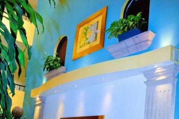 Hotel Concordia Centro Historico - фото 19