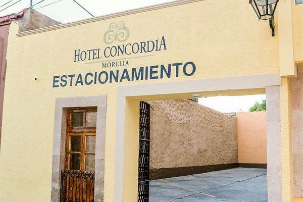 Hotel Concordia Centro Historico - фото 22