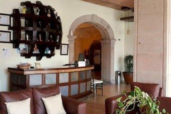 Casa del Virrey Hotel & Suites - фото 10