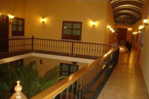 Casa del Virrey Hotel & Suites - фото 14