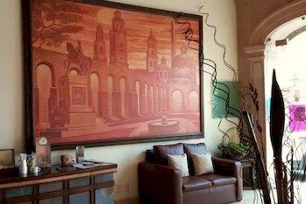 Casa del Virrey Hotel & Suites - фото 16