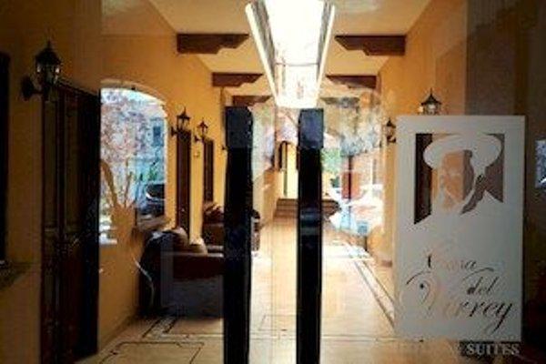 Casa del Virrey Hotel & Suites - фото 18